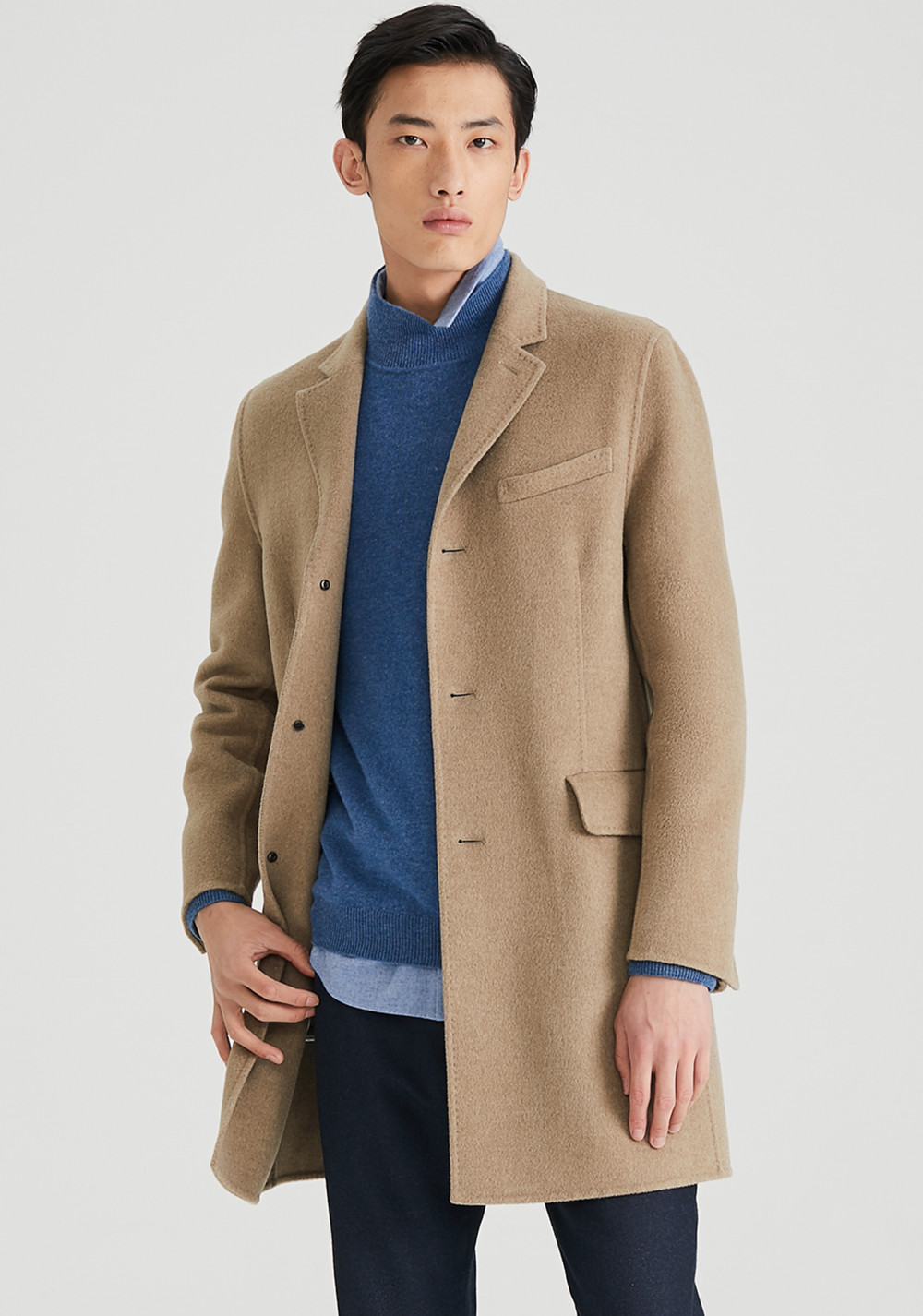 Icicle Men Iconic Aircoat 01