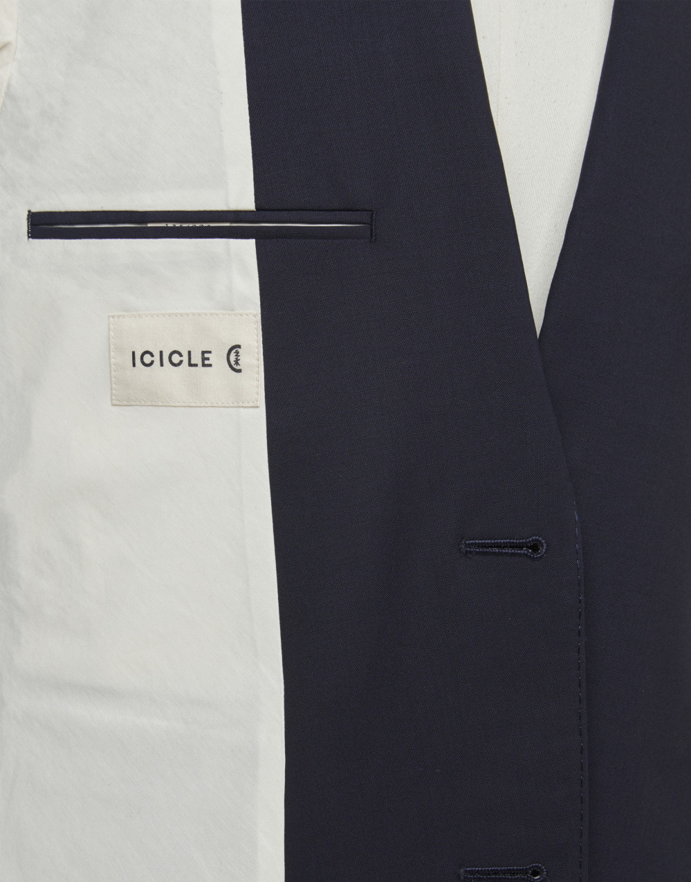 Icicle Men Iconic Half Lined Suit 07