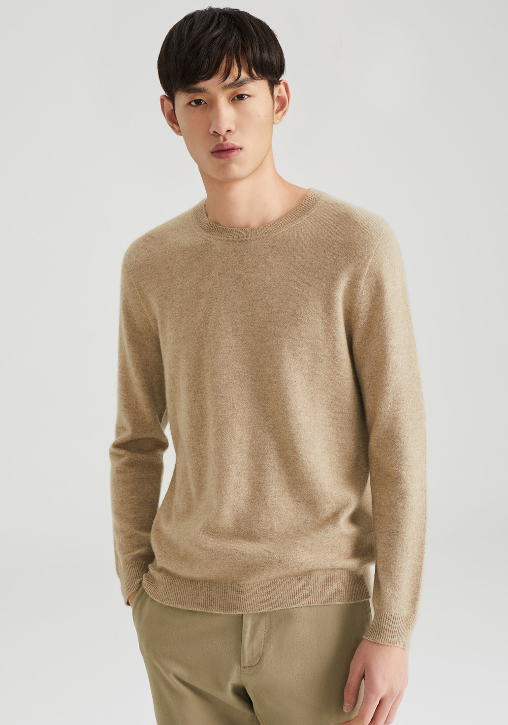 Icicle Men Iconic Seamless Knitwear 01